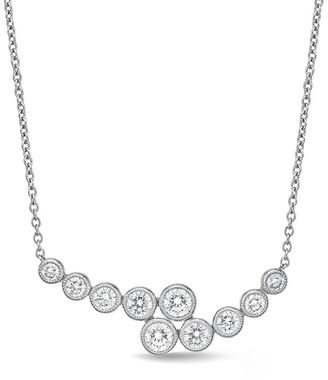Memoire Toujours 18K 1.00 Ct. Tw. Diamond Necklace