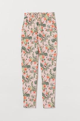 H&M Pull-on Pants - Orange