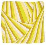 Emilio Pucci Printed Silk Handkerchief