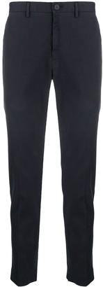 Incotex Slim-Fit Tapered-Leg Chinos
