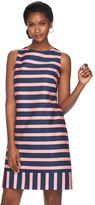 Jessica Howard Women's Striped Shift Dress