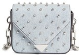 Alexander Wang Prisma Studded Crossbody Bag - Blue
