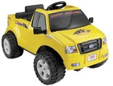 Fisher-Price Power Wheels Lil Ford F150 - Yellow