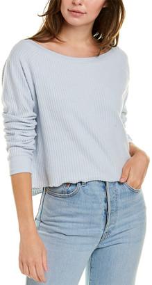 Wildfox Couture Tilda Crop Sweatshirt