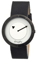 Simplify The 2200 Collection 2205 Unisex Watch