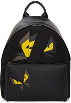 Fendi Black Butterfleyes Backpack