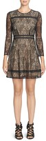 Cynthia Steffe Lauren Lace Dress