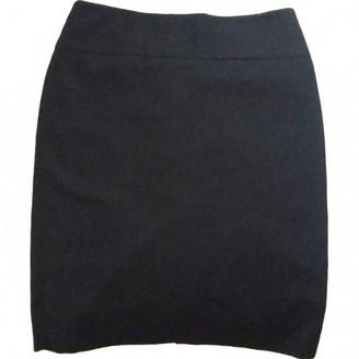 Fendi Black Cotton Skirts