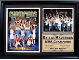 Dallas Mavericks 2011 NBA Champions Photo Stat Frame