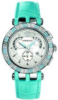 Versace V-Race Chrono Collection 23C935D002 S535 Women's Quartz Watch