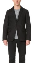 Rag & Bone Ribbed Phillips Blazer