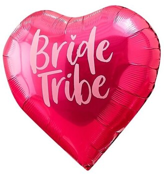 Ginger Ray Bride Tribe Sashes Hot Pink 6 Pack