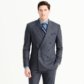 J.Crew Wallace & Barnes peak-lapel suit jacket in Italian wool