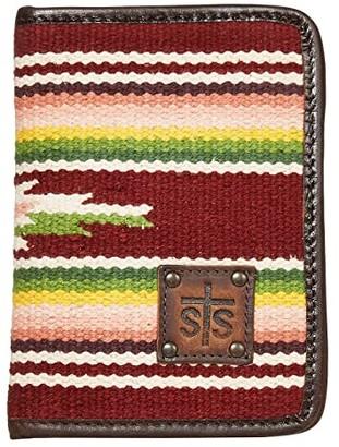 Buffalo Girl STS Ranchwear Serape Magnetic Wallet