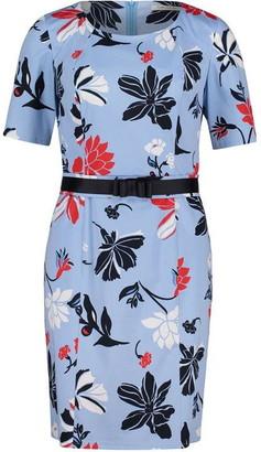 Betty Barclay Floral Print Shift Dress