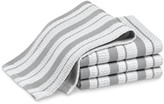 Williams-Sonoma Williams Sonoma Classic Striped Dishcloths, Drizzle