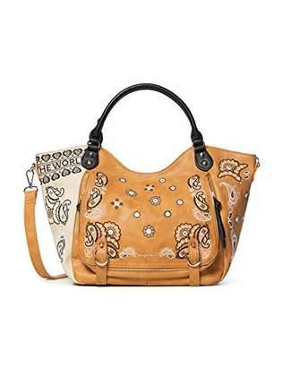Desigual Women's 20SAXPB96000U Shoulder Bag