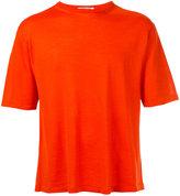 Auralee - classic T-shirt - men - Silk/Cashmere - 3
