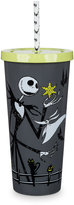 Disney Nightmare Before Christmas Tumbler with Straw - 8''