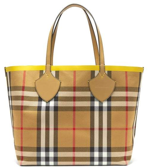 1eff2b62826b Burberry Canvas Tote Bags - ShopStyle