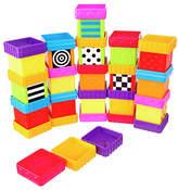 Sassy Sensory Blocks - Deluxe Blocks Starter Set
