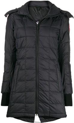 Canada Goose Zipped Padded Coat