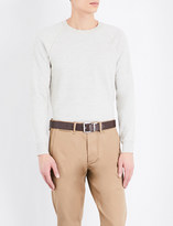 Polo Ralph Lauren Marl-effect cotton sweatshirt