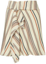 Exclusive for Intermix Kat Tribal Wrap Skirt