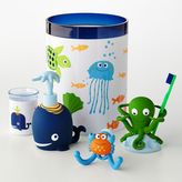 Jumping beans® fish tales bath accessories