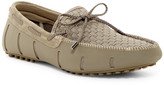 Swims Lux Lace Woven Loafer