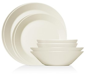 Iittala Teema White 16-Piece Dinnerware Set