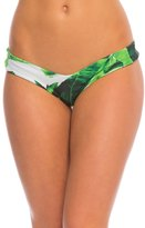Stone Fox Swim Swimwear Banana Leaf Tucker Bikini Bottom 8139921