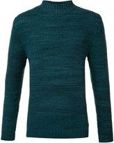 The Elder Statesman cashmere crew neck jumper - unisex - Cashmere - S