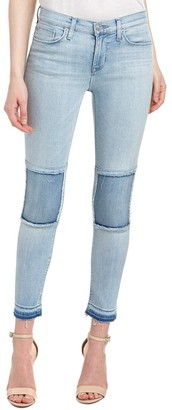 Hudson Women's Suzzi Midrise Ankle Skinny Released Hem Denim 5-Pocket Jean