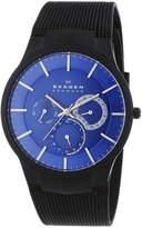 Skagen Men's 809XLTBN Titanium Dial Watch