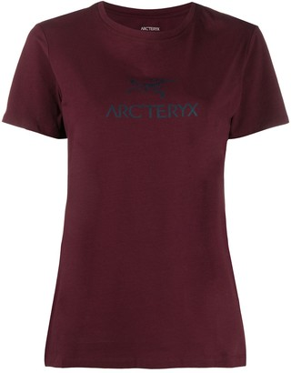 Arc'teryx logo-print T-shirt