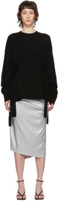 McQ Black Wako Sweater