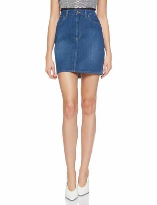 Wrangler Women's Mid Length Skirt