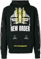 Marcelo Burlon County of Milan printed hoodie