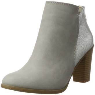 H.I.S Women's 45031 Bootees Grey Size: 8 UK