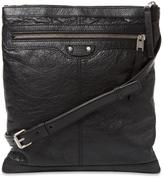 Balenciaga Textured Messenger Bag
