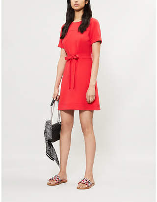 Claudie Pierlot Reya A-line dress