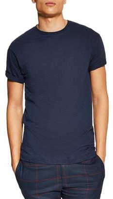 Topman Skinny Fit Roller T-Shirt