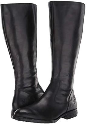 Børn North (Black Full Grain Leather) Women's Boots
