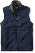 L.L. Bean Wool Tek Vest