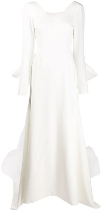 Loulou Tulle Gown