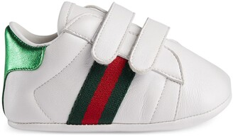 Gucci Baby Ace leather sneaker