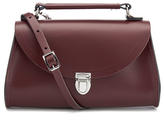 The Cambridge Satchel Company Women's Mini Poppy Shoulder Bag Oxblood