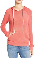 Sundry Distressed Pullover Hoodie