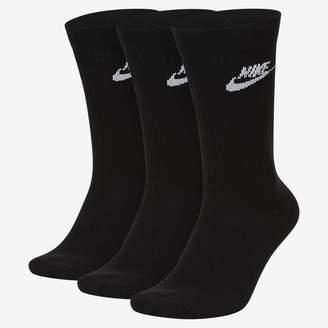 Nike Crew Socks (3 Pairs Sportswear Everyday Essential